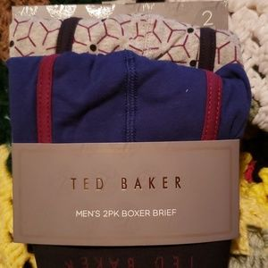 Ted Baker 2pk boxer briefs